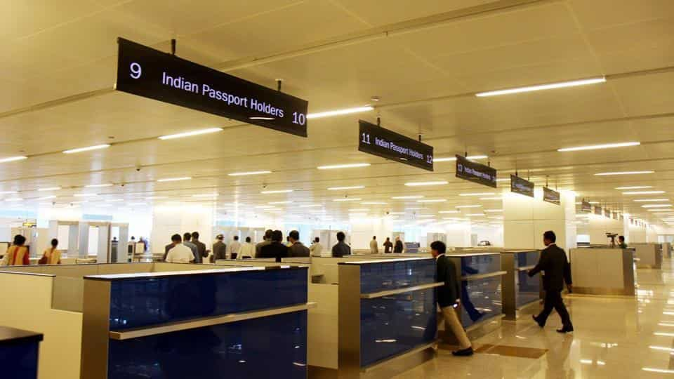 Arriving on Indian e-Visa