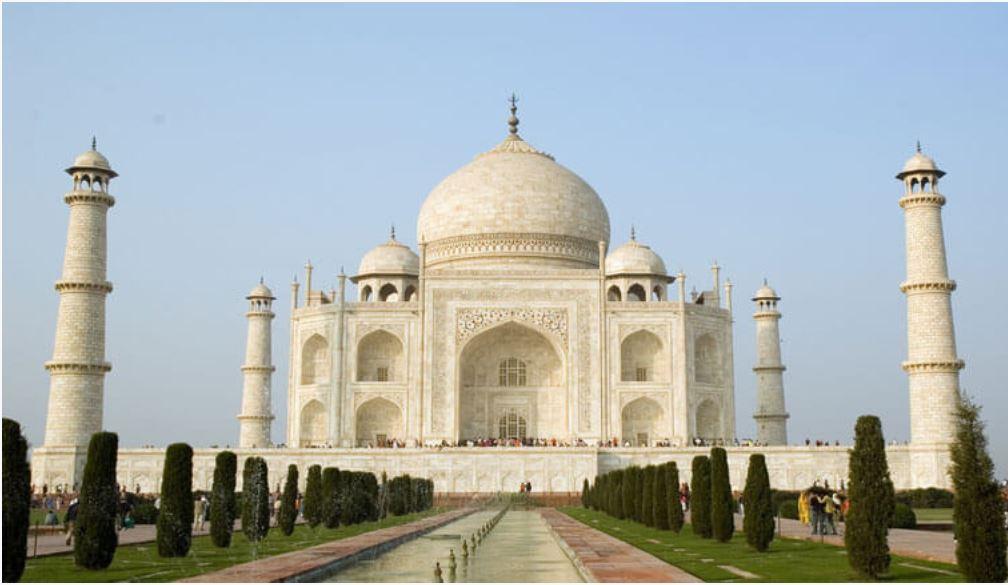 Taj Mahal, Agra, Intia
