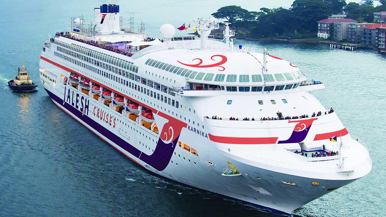 Indisches Visum für Kreuzfahrtpassagiere