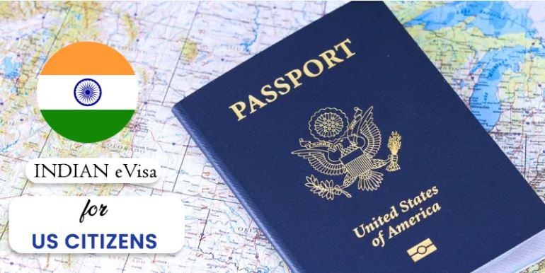 India e Visa for US Citizens