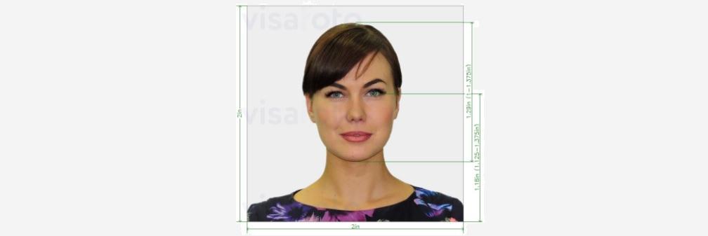 India Visa -valokuvavaatimukset
