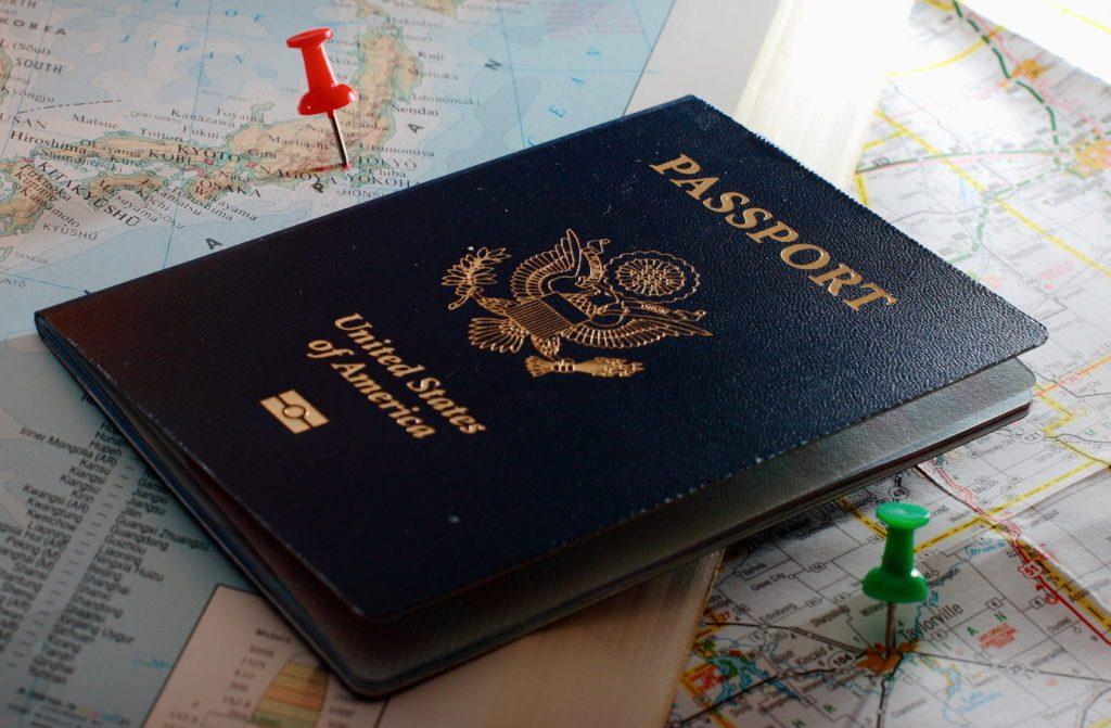 Indian Visa Online - Passanforderungen